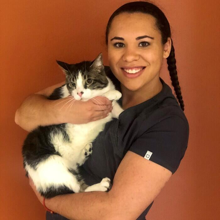 Mikaela Judy, Receptionist  photo